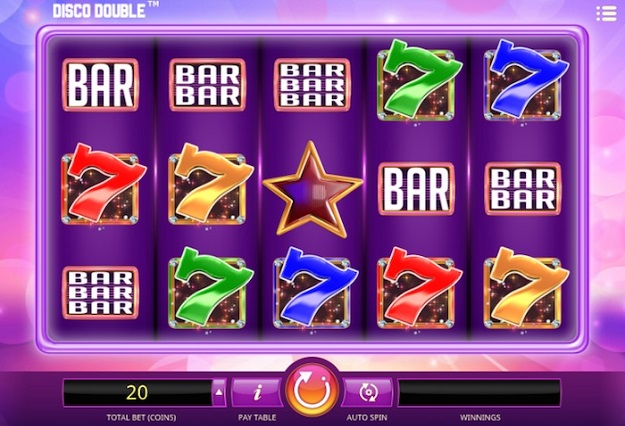 disco double slot review