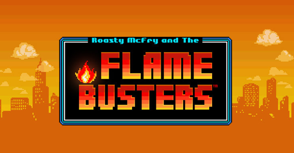 слот flame busters