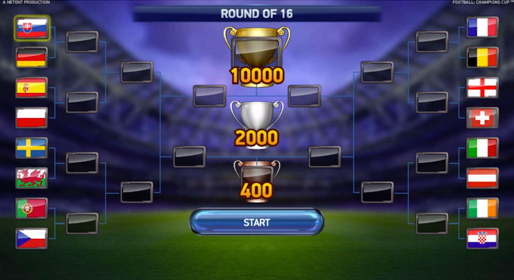 football championships cup round16