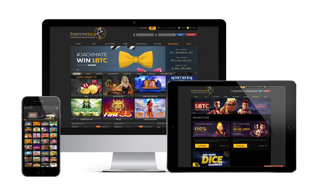 обзор FortuneJack Casino