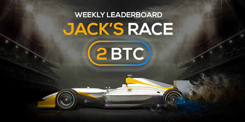 fortunejack casino weekly race 2 btc