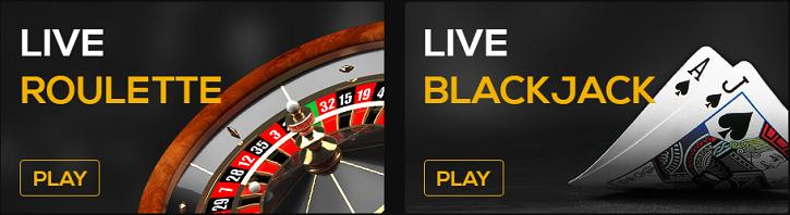fortunejack casino live dealers