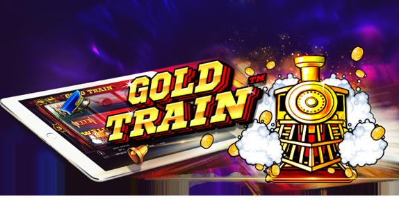 слот gold train