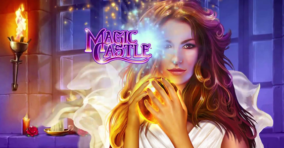 слот magic castle