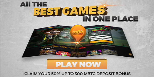 mbit casino best games in one place