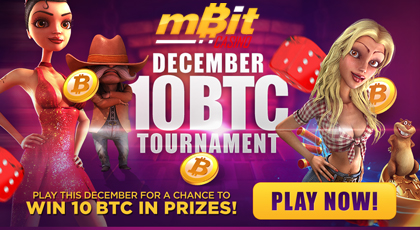 mbit casino december bitcoin tournament
