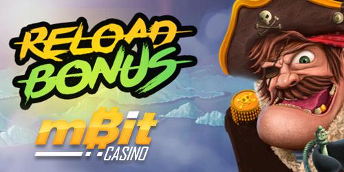 mbit casino reload bonus