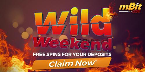 mbit casino weekend winspins