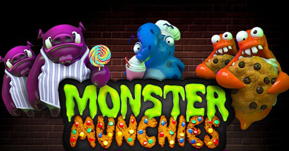 слот monster munchies