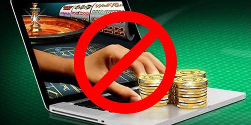 online gambling is not allowed in russia