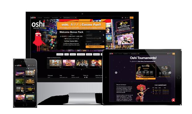 обзор Oshi Casino