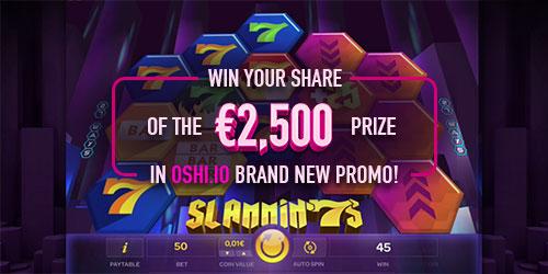 oshi casino slammin7s