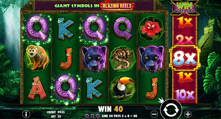 panther queen slot review