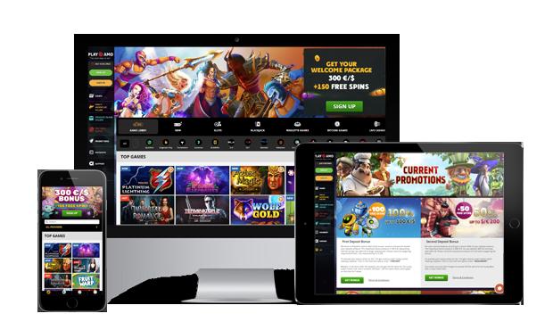 обзор PlayAmo Casino