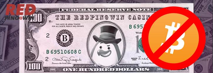 redpingwin casino отключают биткоины