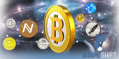 shapeshift bitcasino