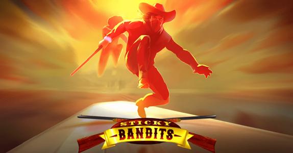 слот sticky bandits