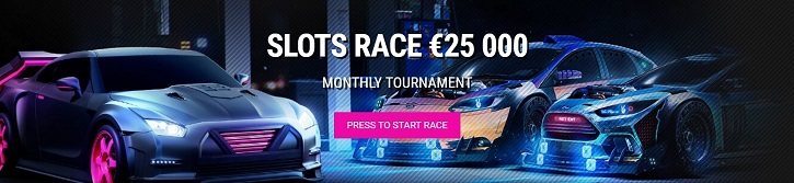 ttr casino monthly race
