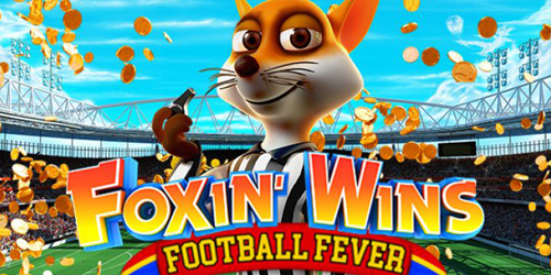 foxin wins football fever слот