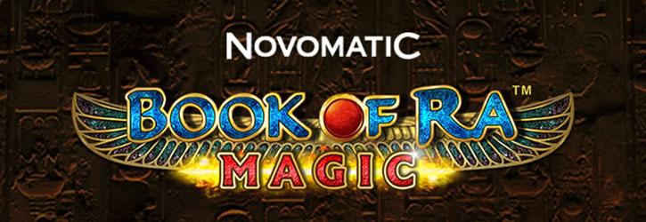 слот book of ra magic