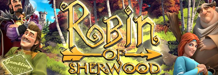 слот robin of sherwood