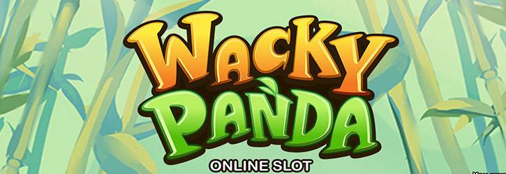 слот Wacky Panda