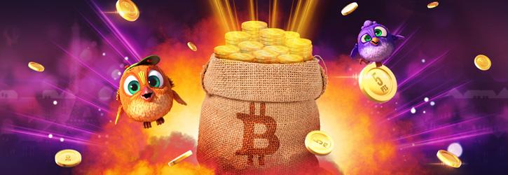 bitcasino august giveaway