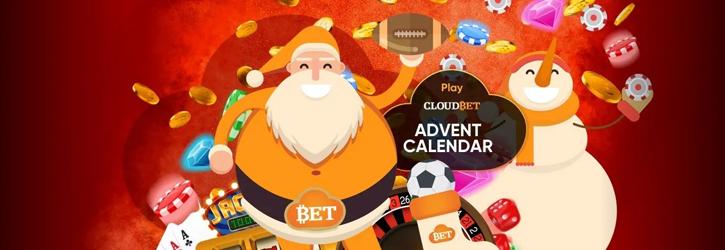 cloudbet advent calendar