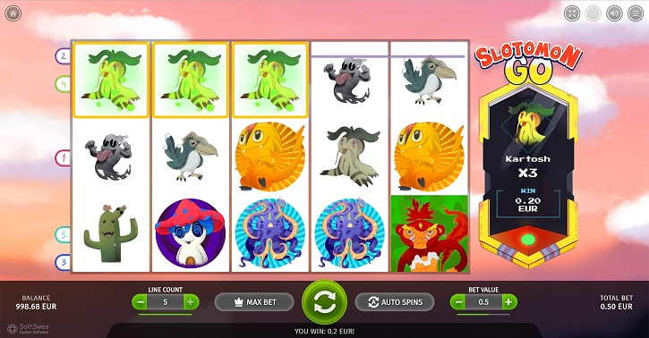 slotomongo slot review