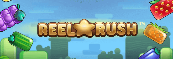 reel rush slot netent