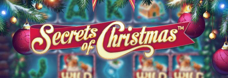 secrets of christmas slot netent
