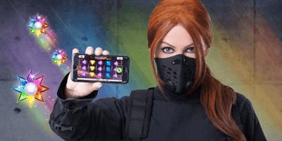 ninja kasiino aarded