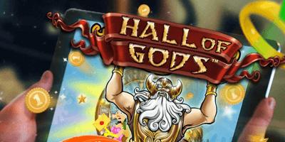 рекордный выигрыш в paf казино в hall of gods