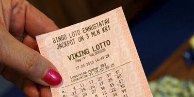 viking lotto билет