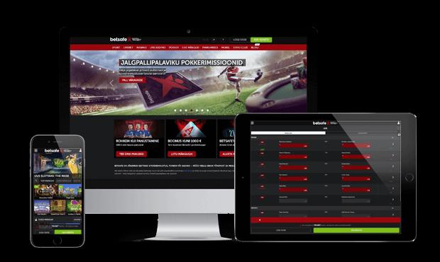 betsafe online kasiino ülevaade