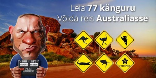 chanz kasiino võida reis austraaliasse