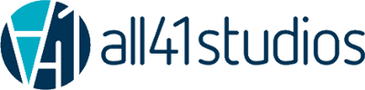 All41 Studios Logo