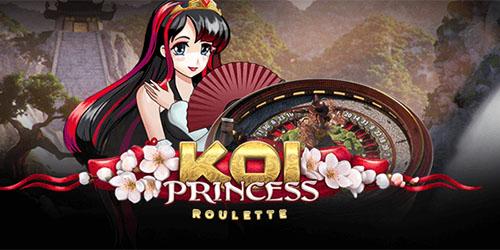 Koi Princess Live Rulett tasuta spinnid
