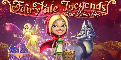 OlyBet Red Riding Hood tasuta spinnid