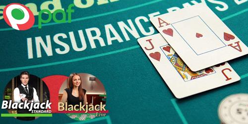 paf kasiino blackjack kampaania