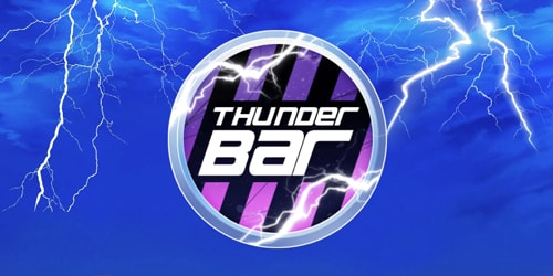 paf kasiino thunder bar slot kampaania