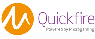 Quickfire by Microgaming Logo