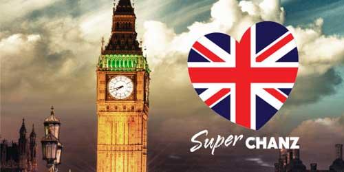 chanz kasiino london trip