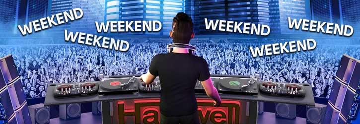 olybet kasiino weekend festival