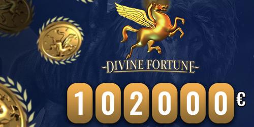 optibet kasiino divine fortune winner