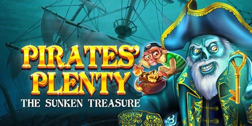 pirates plenty the sunken treasure slot
