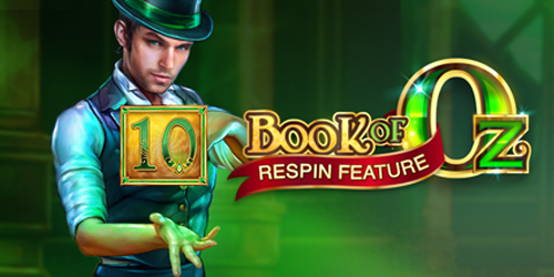 ninja kasiino book of oz