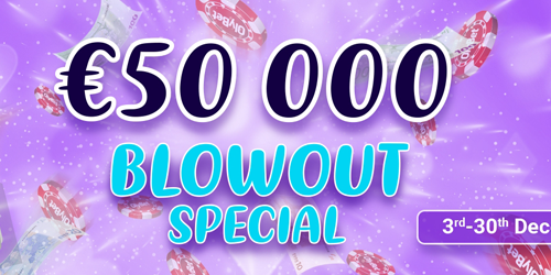 olybet kasiino blowout special