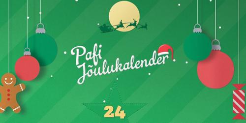 paf christmas
