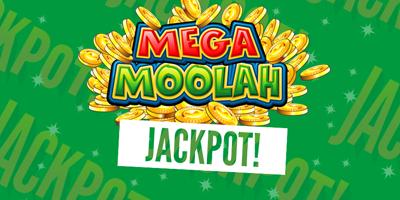 mega moolah jackpot kasiinos